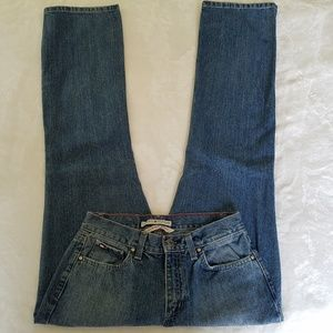 TOMMY HILFIGER CLASSIC BOOT JEANS MID RISE